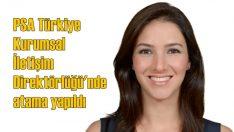 PSA Türkiye Kurumsal İletişim Direktörlüğü'nde atama yapıldı