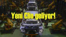 Yeni Clio Bursa'da üretilip dünyaya ihraç edilecek