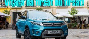 Suzuki Vitara'da Ocak ayı fırsatı!