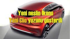 Yeni neslin İkonu: Yeni Clio yüzünü gösterdi