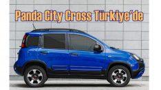 Panda'nın yeni SUV'u 'City Cross' satışa sunuldu