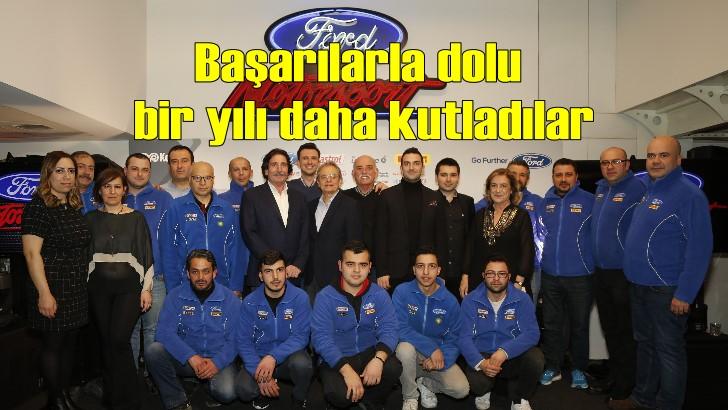 Türkiye'nin rallideki gururu: Ford Motorsport Türkiye