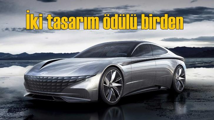 Hyundai'nin iki modeline birden tasarım ödülü verildi