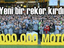 Oyak Renault 6 milyonuncu motoru üretti