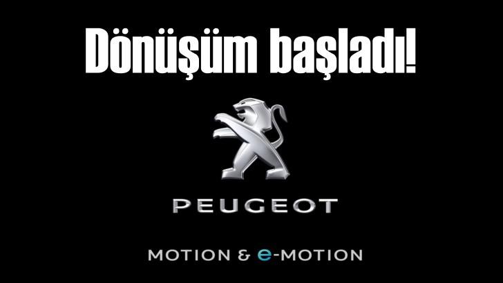Peugeot tüm modellerinde elektrikliye geçiyor!
