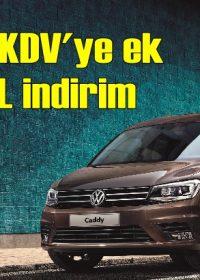 Volkswagen Ticari Araç'ta 12 bin TL'lik Şubat indirimi!