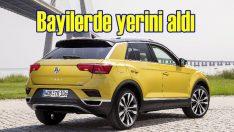 Volkswagen'den kaya gibi SUV: T-Roc
