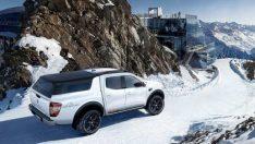 Alaskan Ice, Renault'dan yeni bir özel seri