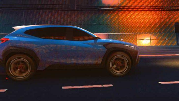 Subaru VIZIV Adrenaline Cenevre'de ortaya çıktı