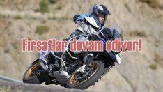 Borusan, BMW Motorrad'daki avantajları Mart'ta da sürdürüyor