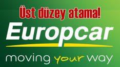 Europcar Türkiye'de Genel Müdür Yardımcılığı'nda atama yapıldı