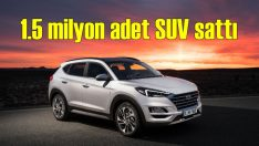 Kona ve Tucson, Hyundai'nin gücüne güç katıyor
