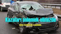 Trafik kazalarının sebepleri ve alınabilecek önlemler