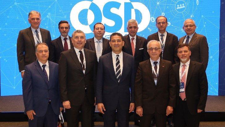 OSD'nin Başkanı yeniden Haydar Yenigün oldu!