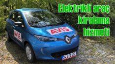 Avis'ten elektrikli araç kiralama hizmeti: 'Avis Green'