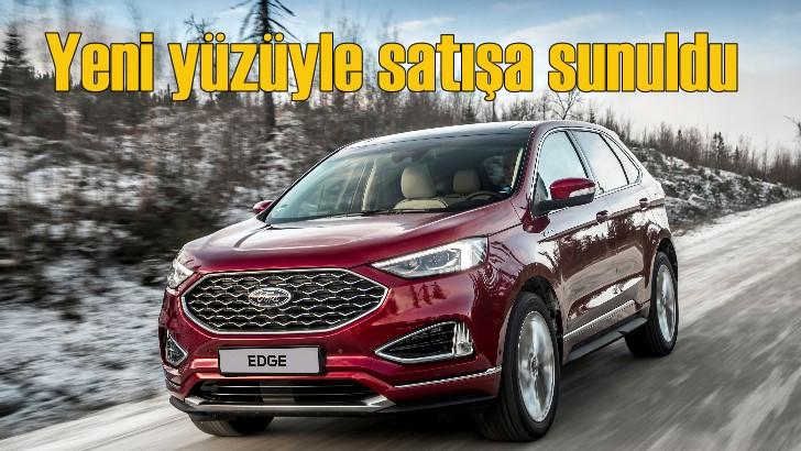Ford SUV ailesinin en büyüğü Edge yenilendi