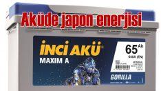 İnci Akü yeni ürünü Maxim A'yı Automechanika İstanbul'da tanıttı