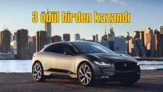 Dünyada yılın otomobili ödülünü Jaguar I-Pace kazandı