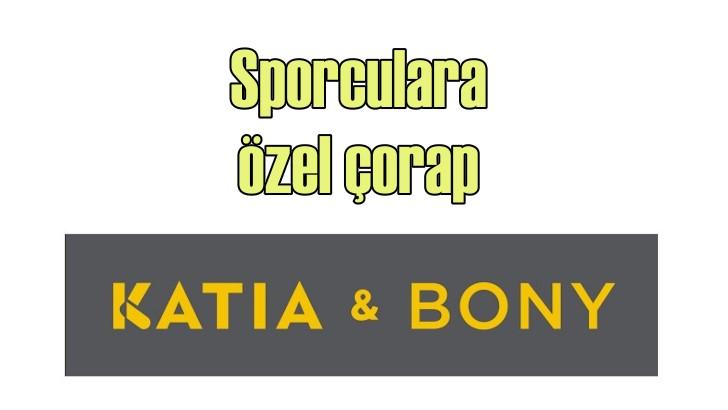 Ayakları yere daha sağlam basan sporcular için: Katia & Bony
