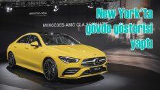 Mercedes New York'ta 5 dünya lansmanı birden yaptı