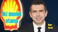Shell & Turcas'ta üst düzey atamalar gerçekleşti