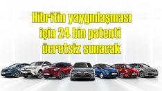 Toyota'dan hibritin yaygınlaşması için sektöre büyük jest!