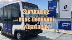 Sürücüsüz araç EZ10 Turkcell Teknoloji Zirvesi'ne geliyor!