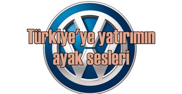 Volkswagen'in dev yatırımı açıklaması an meselesi
