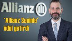 Allianz Türkiye, oto sigortaları kampanyasıyla ödül aldı