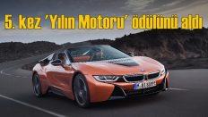 BMW i8'in hybrid motoru 5. kez ödül aldı