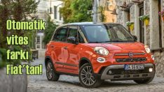 Fiat 500 ve Egea'da otomatik vites hediye!