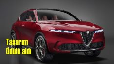 Alfa Romeo Tonale'ye İtalya'da Tasarım Ödülü verildi