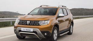Günde 39.90 TL'ye Dacia