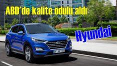 Hyundai J.D Power'a göre en sorunsuz markalar arasında