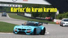 Yağız Gedik BMW 3.20'yle Körfez'e hızlı giriş yaptı