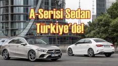 Mercedes, A-Serisi Sedan'la gençleri hedefliyor!