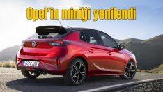 2020 model Opel Corsa Avrupa'da tanıtıldı