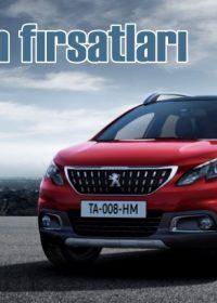 Peugeot'da Haziran fırsatları başladı!