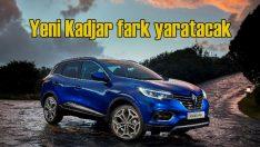 Renault yenilenen Kadjar'ı Türkiye'de satışa sundu