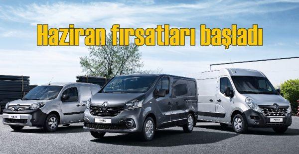 Renault'dan Haziran ayında avantajlı fiyatlar