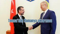 Temsa Romanya'ya 326 adet otobüs ihraç edecek