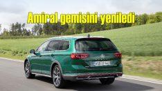 Volkswagen Passat yenilendi