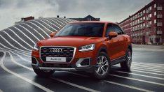 Audi Q2'de sıfır faiz fırsatı
