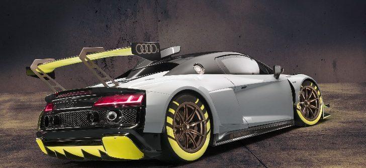 Audi Sport'un yeni yarışçısı: R8 LMS GT2