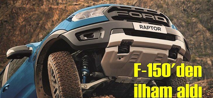 Standartlara meydan okuyor: Yeni Ford Ranger