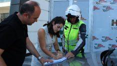 HDI Sigorta'dan kaza yeri destek hizmeti