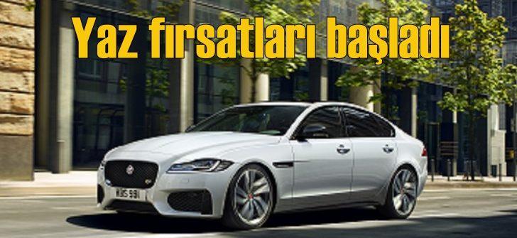 Jaguar ve Land Rover'dan yaz avantajları