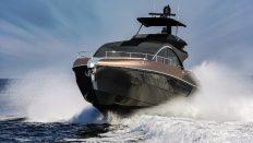 Lexus'un lüks teknesi denize iniyor