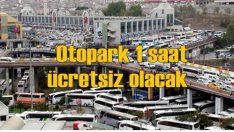 İstanbul Esenler Otogarı'nın otoparkını İSPARK işletecek