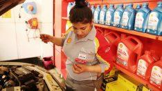 Shell'den Türkiye'de ilk: Kadın motor yağı uzmanı
